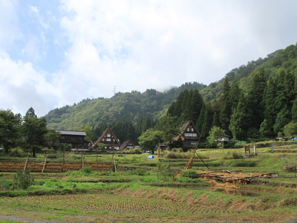相倉(秋)南砺市フォトライブラリー